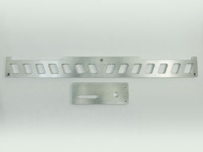 Aluminum Weight Hanger with Brackets