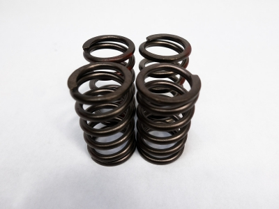 Cast Cam Springs with Retainers