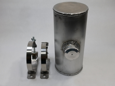 Fuel Tank w/Clamps