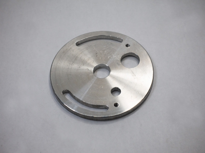 Ignition Plate