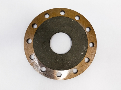 Bonded Stock Clutch Disc